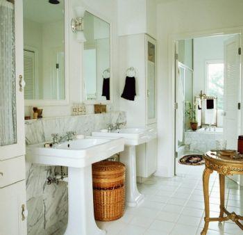 卫生间装修效果图现代卫生间装修图片