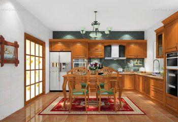 中式厨房效果图中式厨房装修图片