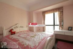 广电兰亭都荟91平米欧式卧室装修图片