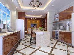 别墅装修之厨房装修步骤规划【武汉尚层装饰】混搭其它装修图片