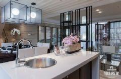 别墅装修之厨房装修步骤规划【武汉尚层装饰】混搭风格别墅