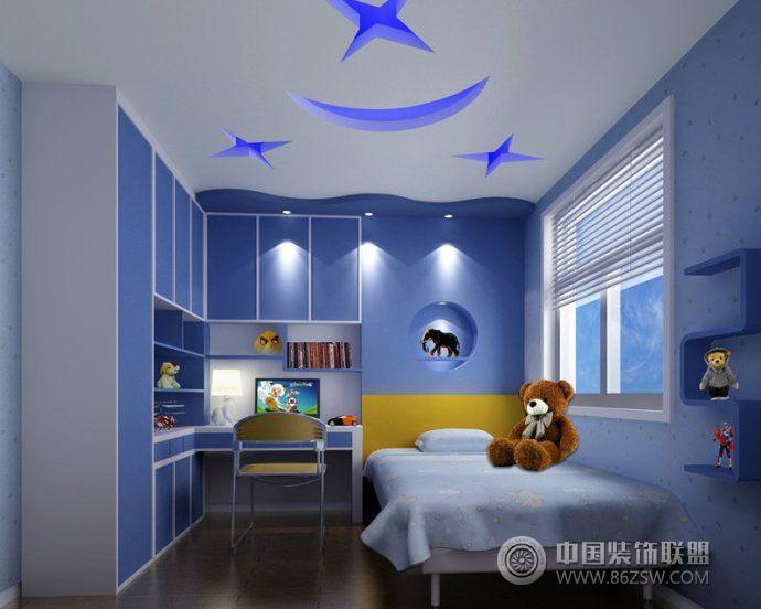 儿童房装修效果图 儿童房装修效果图 八六装饰网装修效果图库 Www 86zsw Com