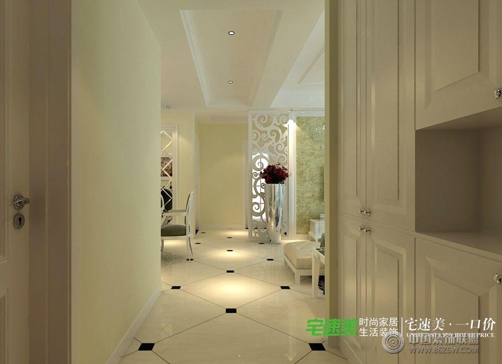 厅欧式风格装修效果图