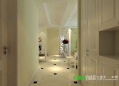 伟星公园大道壹号129平3室1厅欧式风格装修效果图欧式客厅装修图片