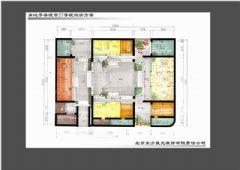出售四合院设计效果图设计图中式客厅装修图片