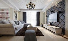 三室两厅简欧风格欧式风格三居室