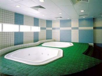 浴缸设计打造别样卫生间
