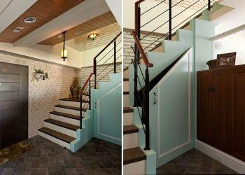 复式跃层楼梯房
