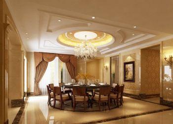 餐厅装修效果图现代餐厅装修图片