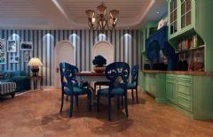 合肥御龙弯地中海客厅装修图片