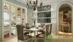 东方红郡两室两厅89平简约风格效果图简约客厅装修图片