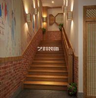 青岛餐厅装修设计之景福宫