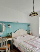 【龙发装饰】橡树湾地中海卧室装修图片