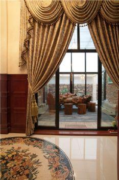 226平英式实景装修案例简约客厅装修图片