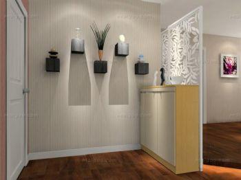 玄关设计现代玄关装修图片