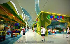 城市综合体效果图丨一组赋予您美学体验的城市综合体效果图商场装修图片