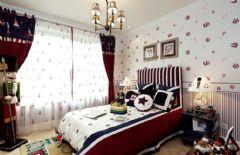 奥山世纪城地中海卧室装修图片