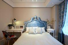 新世界恒大华府欧美风情案例欧式卧室装修图片