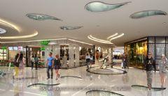城市综合体设计:高层次起点远瞻性定位城市综合体效果图如何打造?商场装修图片
