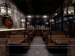 阜阳青社漫咖啡设计咖啡厅装修图片