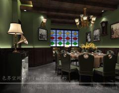 南阳宴遇漫咖啡设计咖啡厅装修图片
