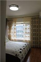 现代简约风格时尚黑白现代卧室装修图片