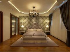 富腾家天下欧式卧室装修图片