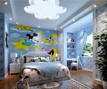 欧式儿童房设计