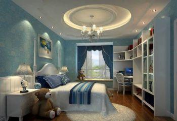 欧式儿童房设计欧式儿童房装修图片
