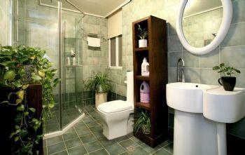 卫生间植物摆放搭配方案