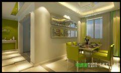 金浩仁和天地四室两厅135平欧式风格欧式过道装修图片