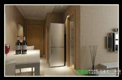 柏庄春暖花开两室两厅74平现代风格现代厨房装修图片