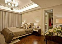 成都家和装饰装修案例-东苑锦江畔欧式卧室装修图片