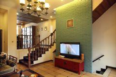 成都家和装饰装修案例-盛世中华东南亚阁楼装修图片