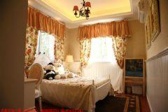 成都家和装饰装修案例-南城都汇古典卧室装修图片