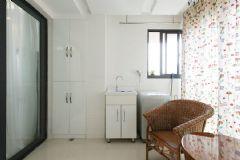成都家和装饰装修案例四季康城现代书房装修图片