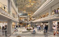 天霸设计以独具一格的设计理念打造优质城市综合体设计效果图