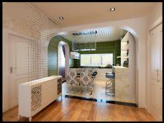 金质融城现代餐厅装修图片