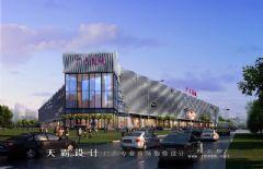 城市综合体效果图:广州大鞋城城市综合体效果图创意设计是怎么从孕育到最后落地实施的