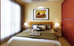 淮南云景豪庭装修设计,小巧玲珑中式简约家中式卧室装修图片