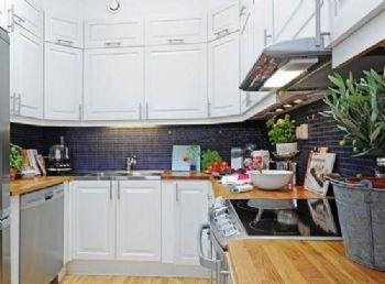 美观北欧风厨房设计