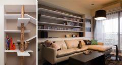【龙发装饰】银湖翡翠简约风格案例简约客厅装修图片