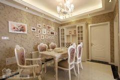 武汉装饰公司-武汉装饰装修公司-武汉最好的装饰公司现代餐厅装修图片