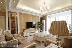武汉装饰公司-武汉装饰装修公司-武汉最好的装饰公司现代风格三居室