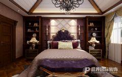 打造4层欧洲古典气息别墅欧式卧室装修图片