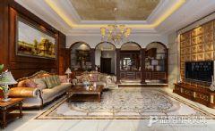 打造4层欧洲古典气息别墅欧式风格别墅