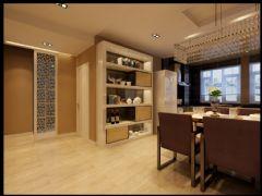 杏花苑现代客厅装修图片