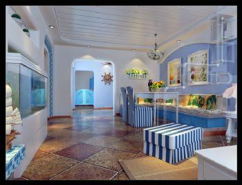 86平二居现代风格案例现代客厅装修图片
