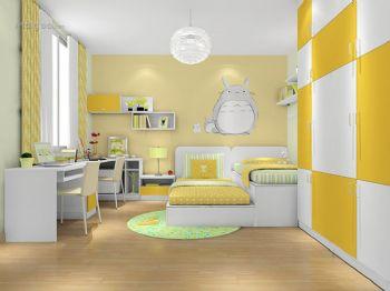儿童房榻榻米精美设计案例田园其它装修图片