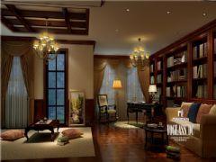 复地御香山美式风格美式风格别墅
